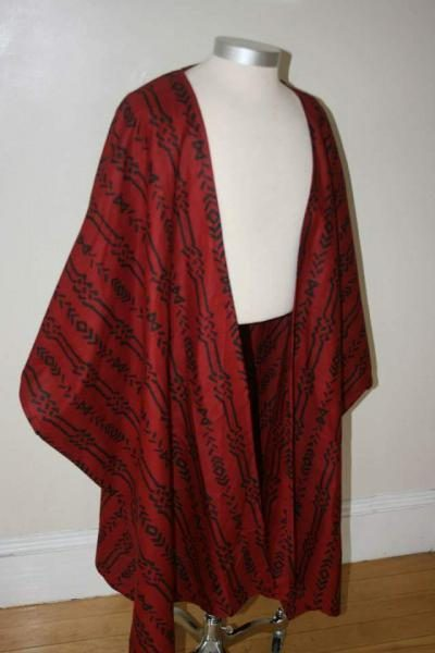 Wide Robe