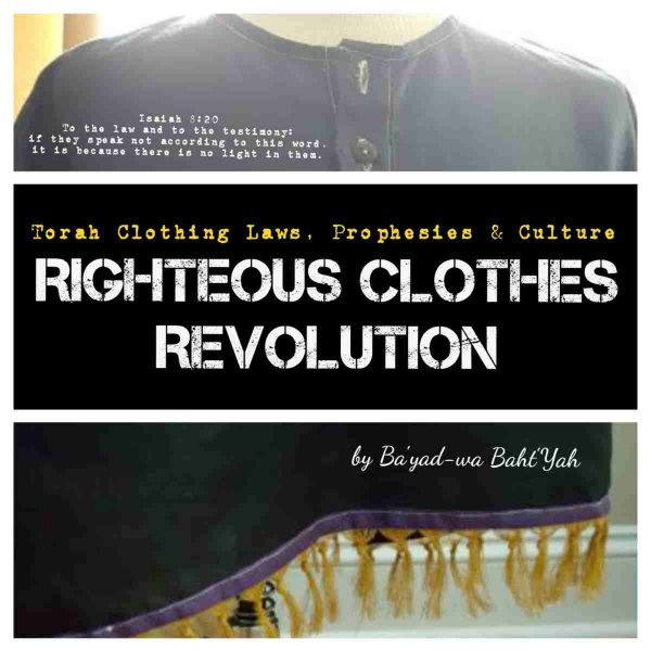 Righteous Clothes Revolution - Book, Sewing Kits & Patterns