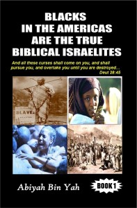 Black's in the Americas are the True Biblical Israelites